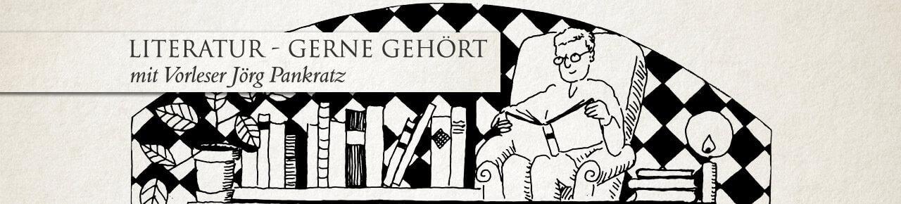 LITERATUR GERNE GEHÖRT